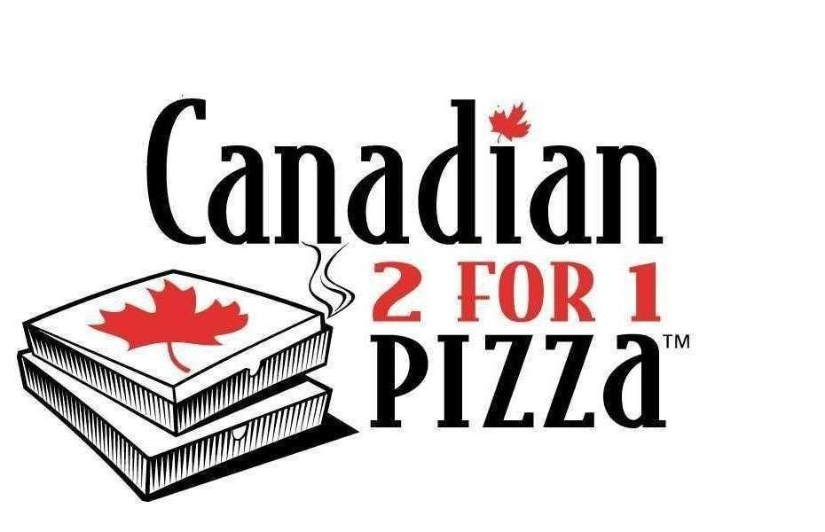 Canadian Pizza 2 for 1